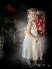 Flower Girl - Tucson, Arizona 2014